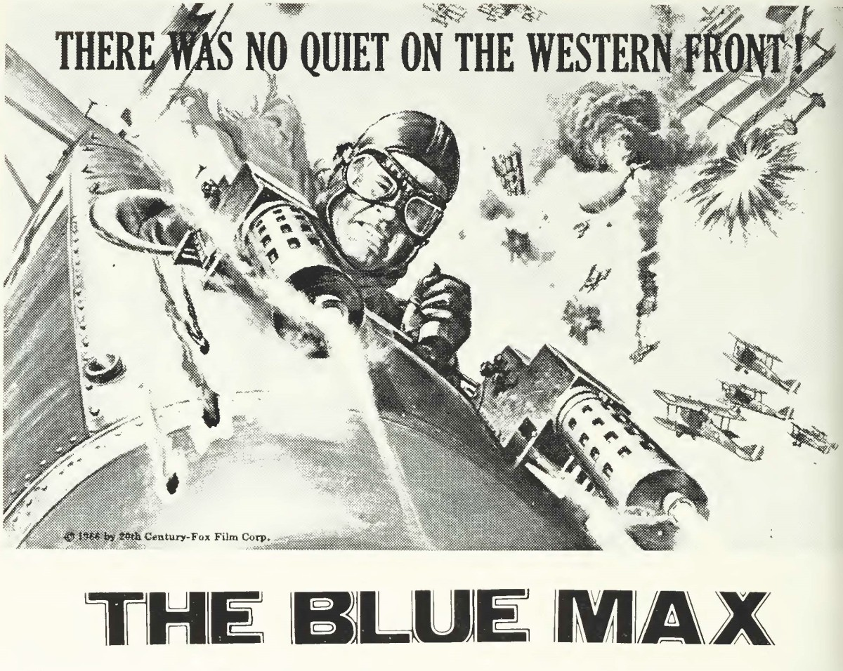The Blue Max (1965) ****
