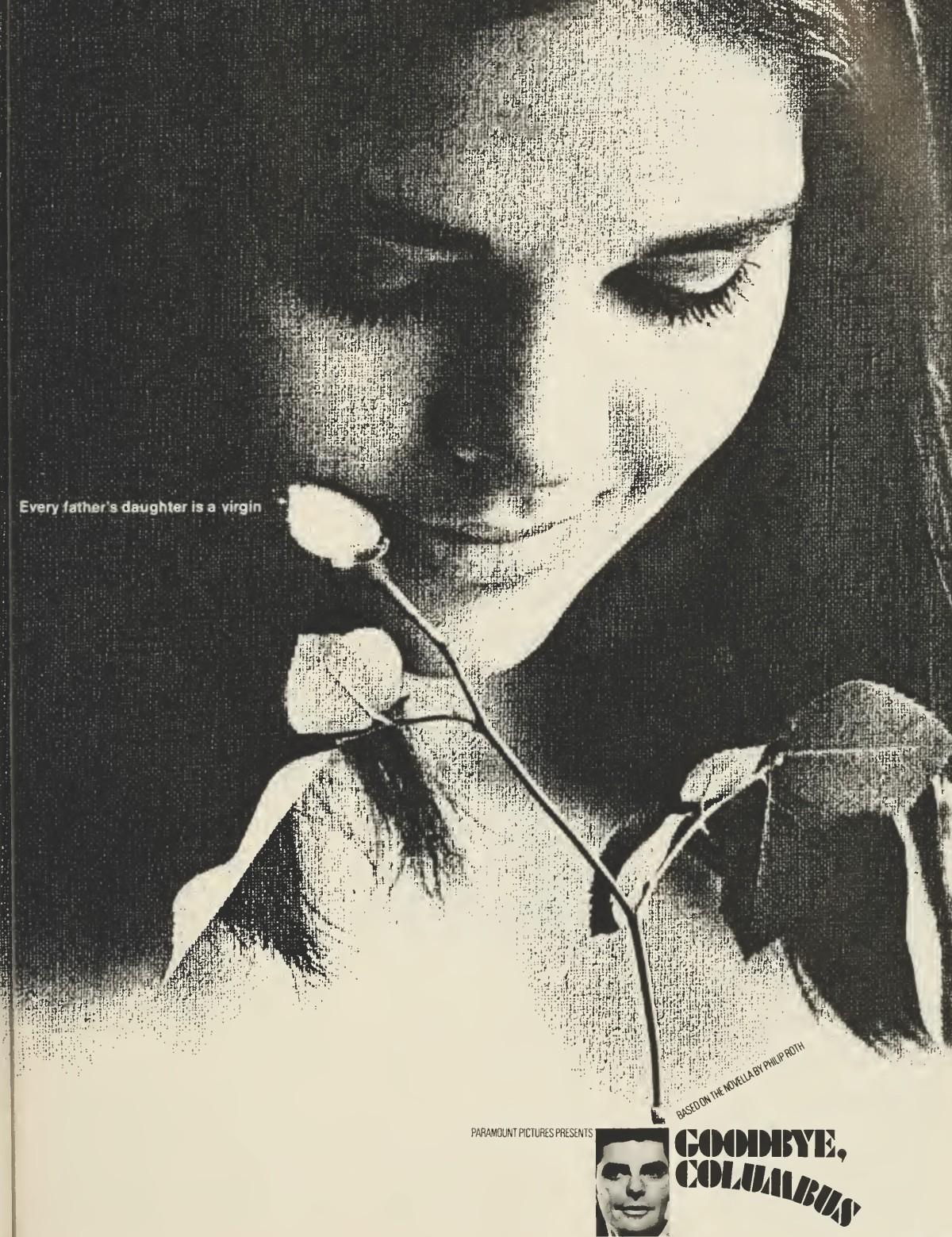 Goodbye Columbus (1969)****