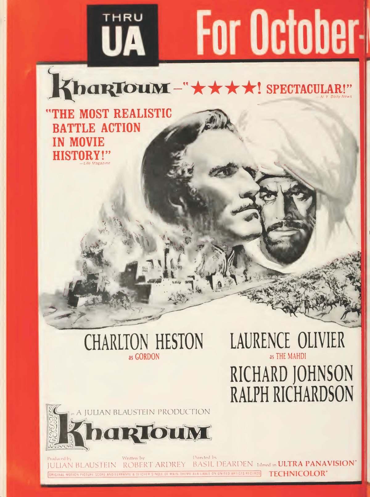 Khartoum (1966) ****