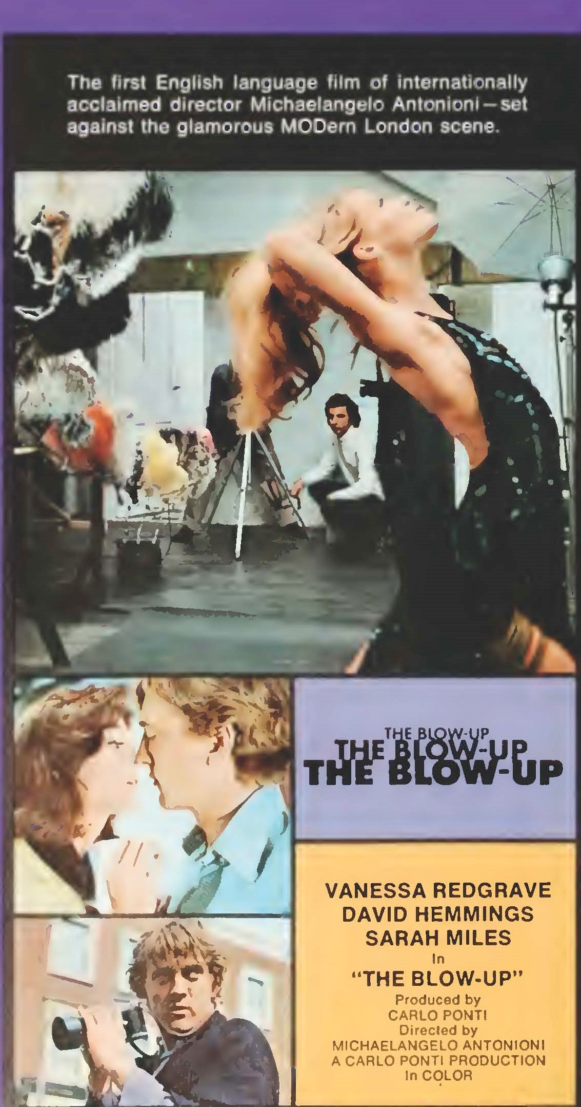 Blow-Up (1966)***