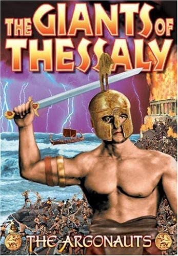 The Giants of Thessaly (1960) ***
