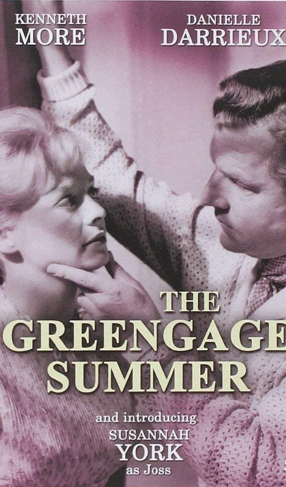 The Greengage Summer (1961) *** aka Loss of Innocence