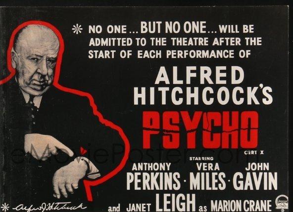 """The """"Psycho"""" Revolution"""