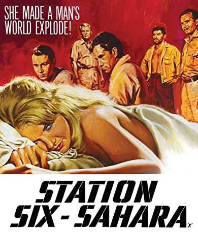 Station Six Sahara (1963) ***