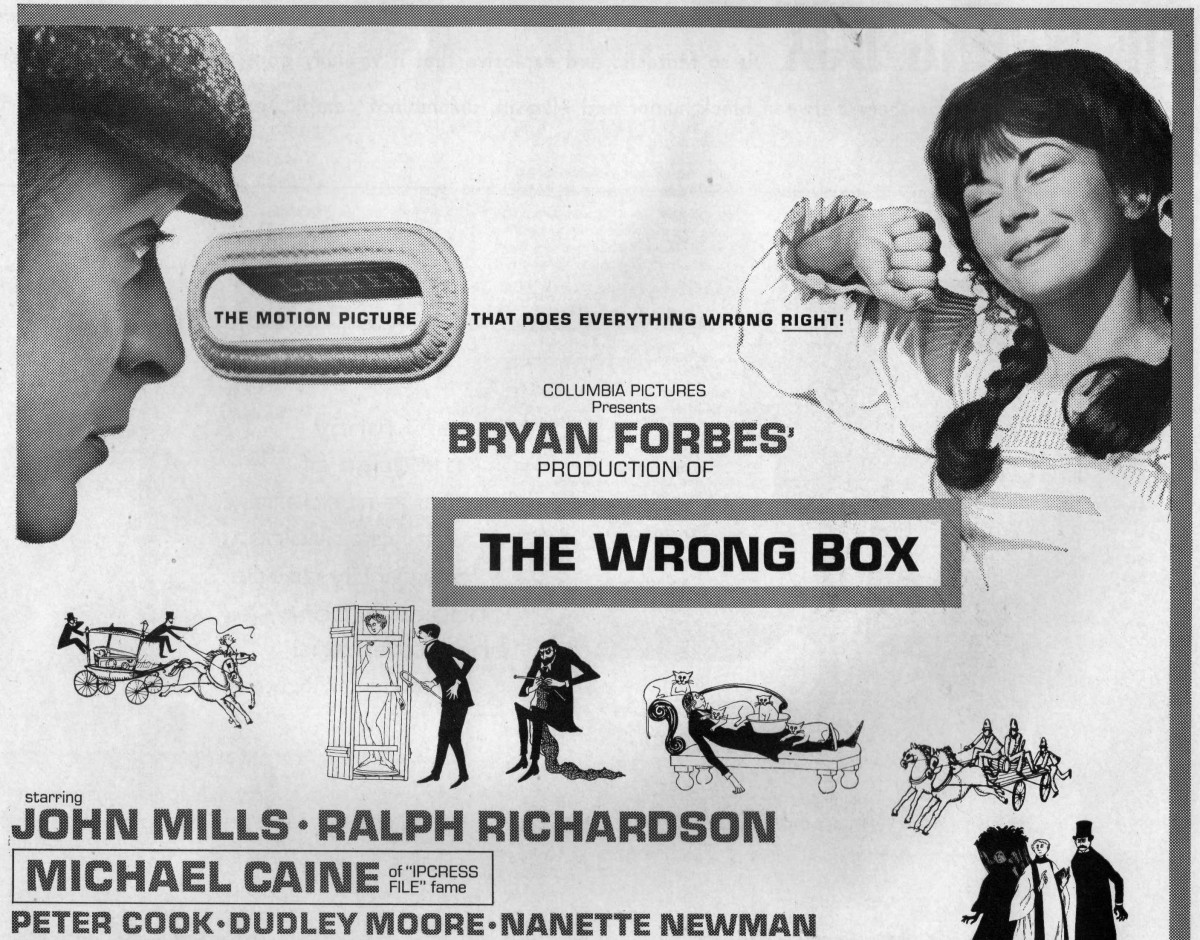 The Wrong Box (1966)***