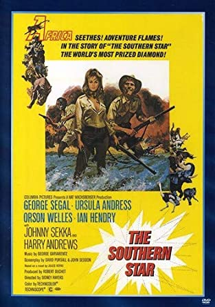 The Southern Star (1969) ***