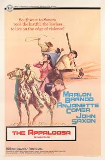 The Appaloosa (1966)****