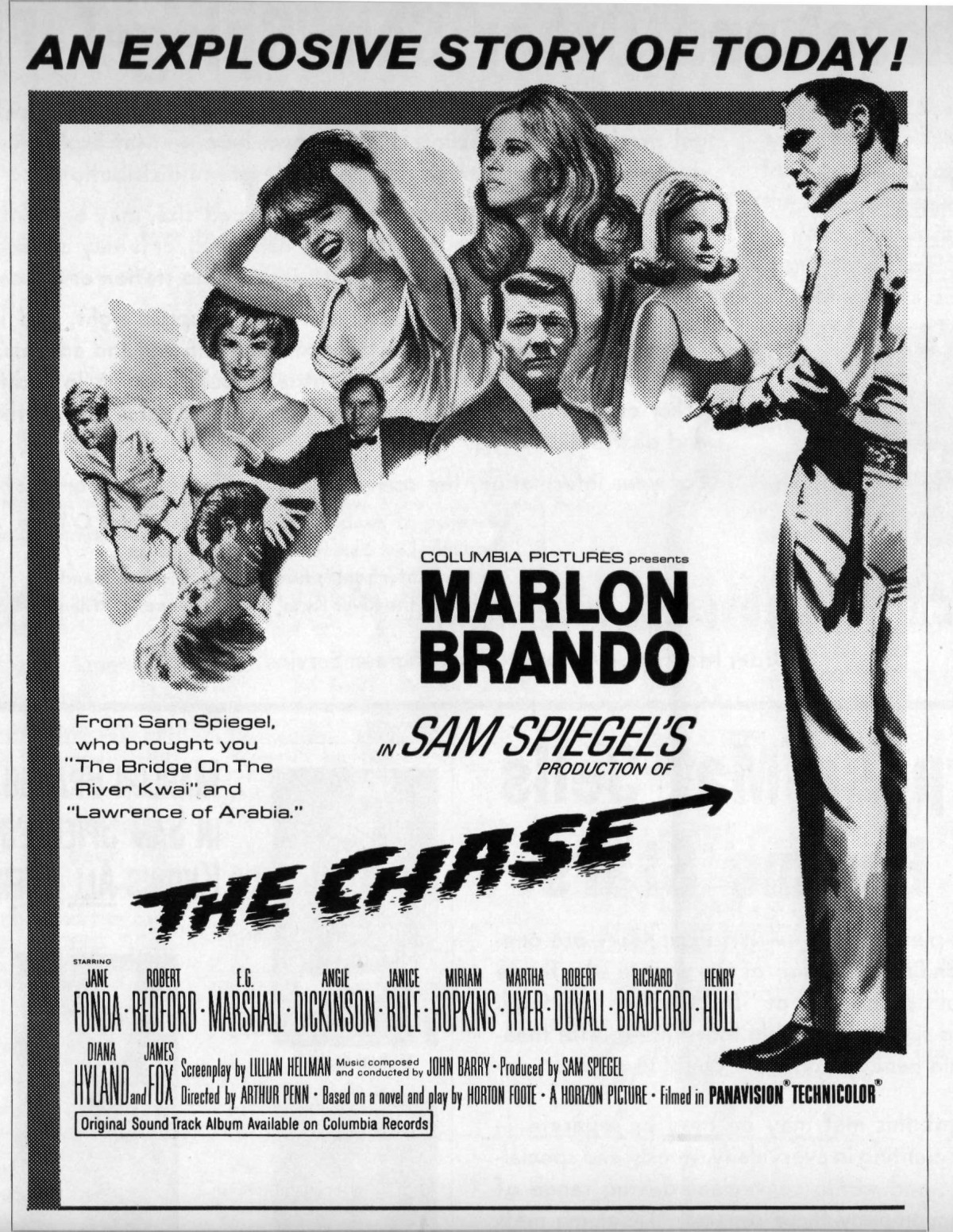 Marketing The Chase (1966)