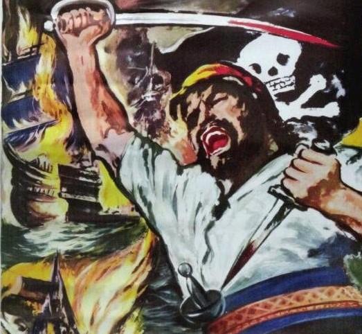 The Devil-Ship Pirates (1964)***