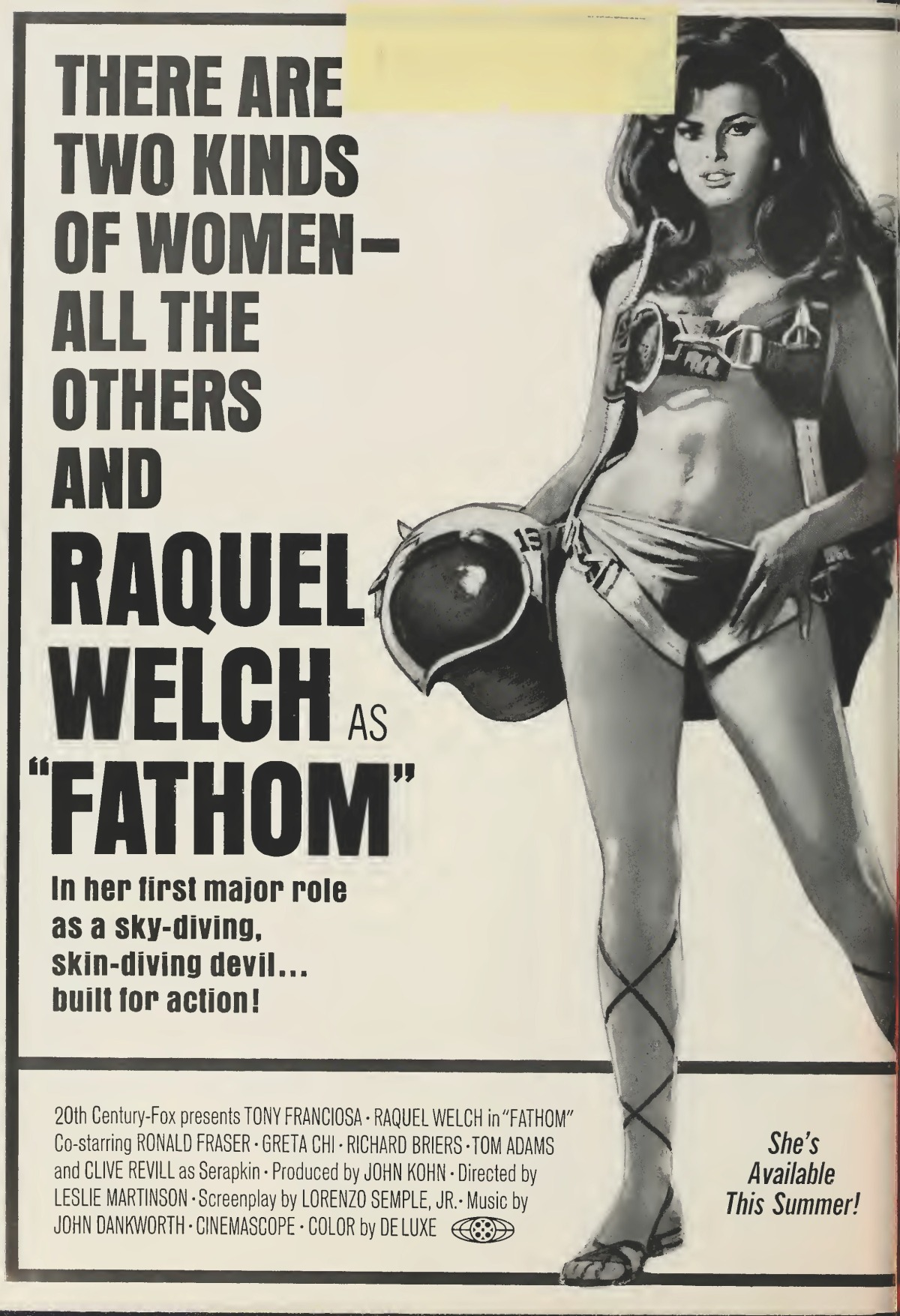 Fathom (1967) ***