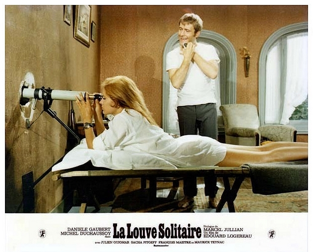 The Golden Claws of the Cat Girl / La Louve Solitaire (1968) ***
