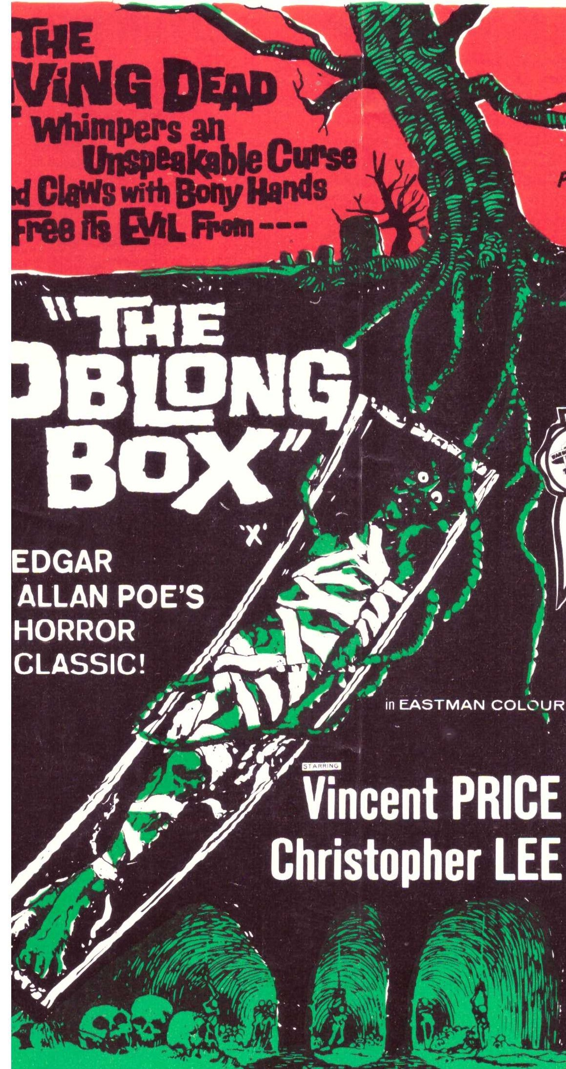 The Oblong Box (1969) ***