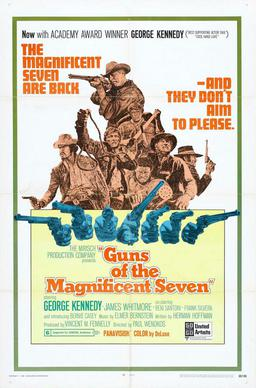 Guns of The Magnificent Seven (1969) ***