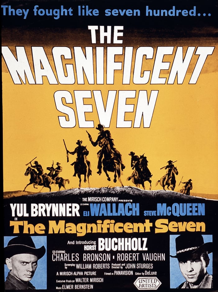 The Magnificent Seven (1960) *****