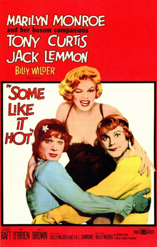 Some Like it Hot (1959) *****