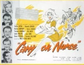 Carry On Nurse (1960) ***