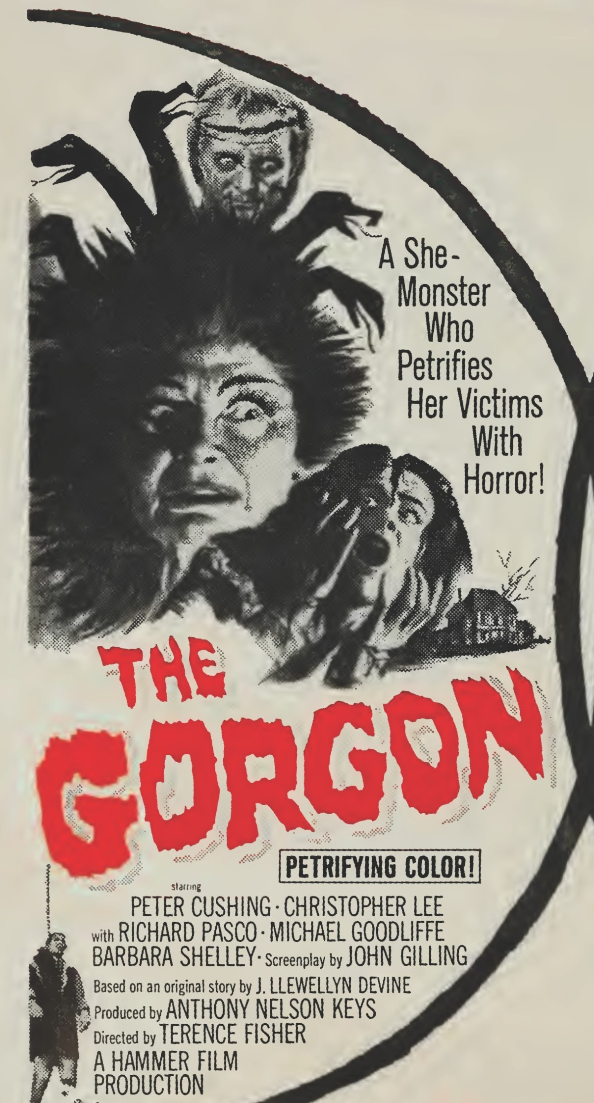 The Gorgon (1964) ****