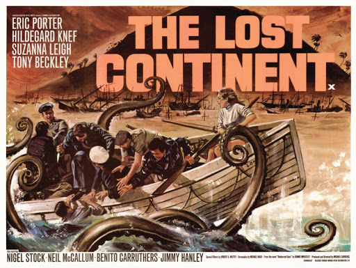 The Lost Continent (1968) ***