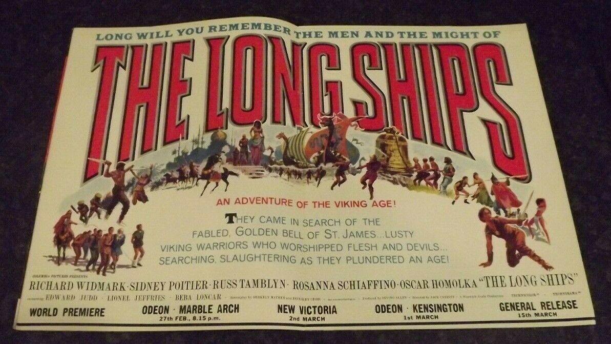 The Long Ships (1964)***