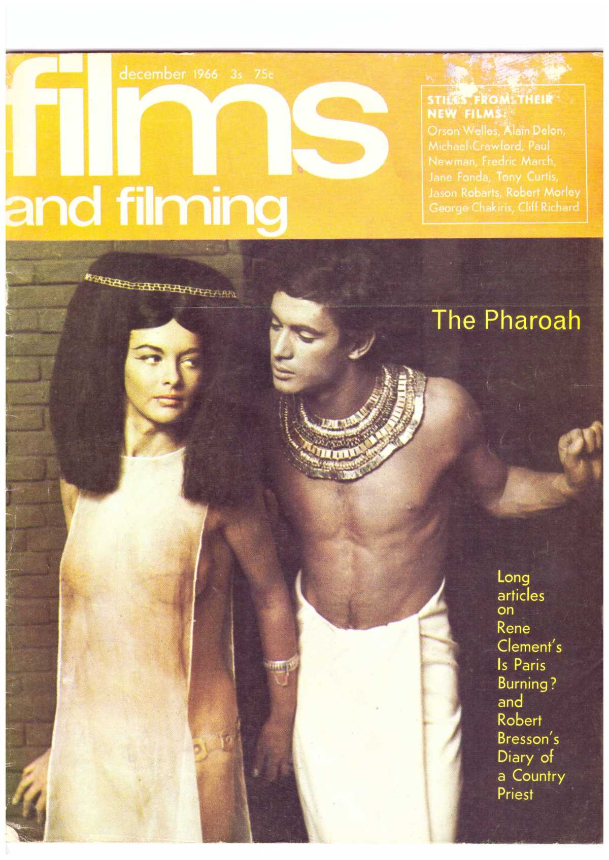 Pharaoh/Faraon (1966) ****