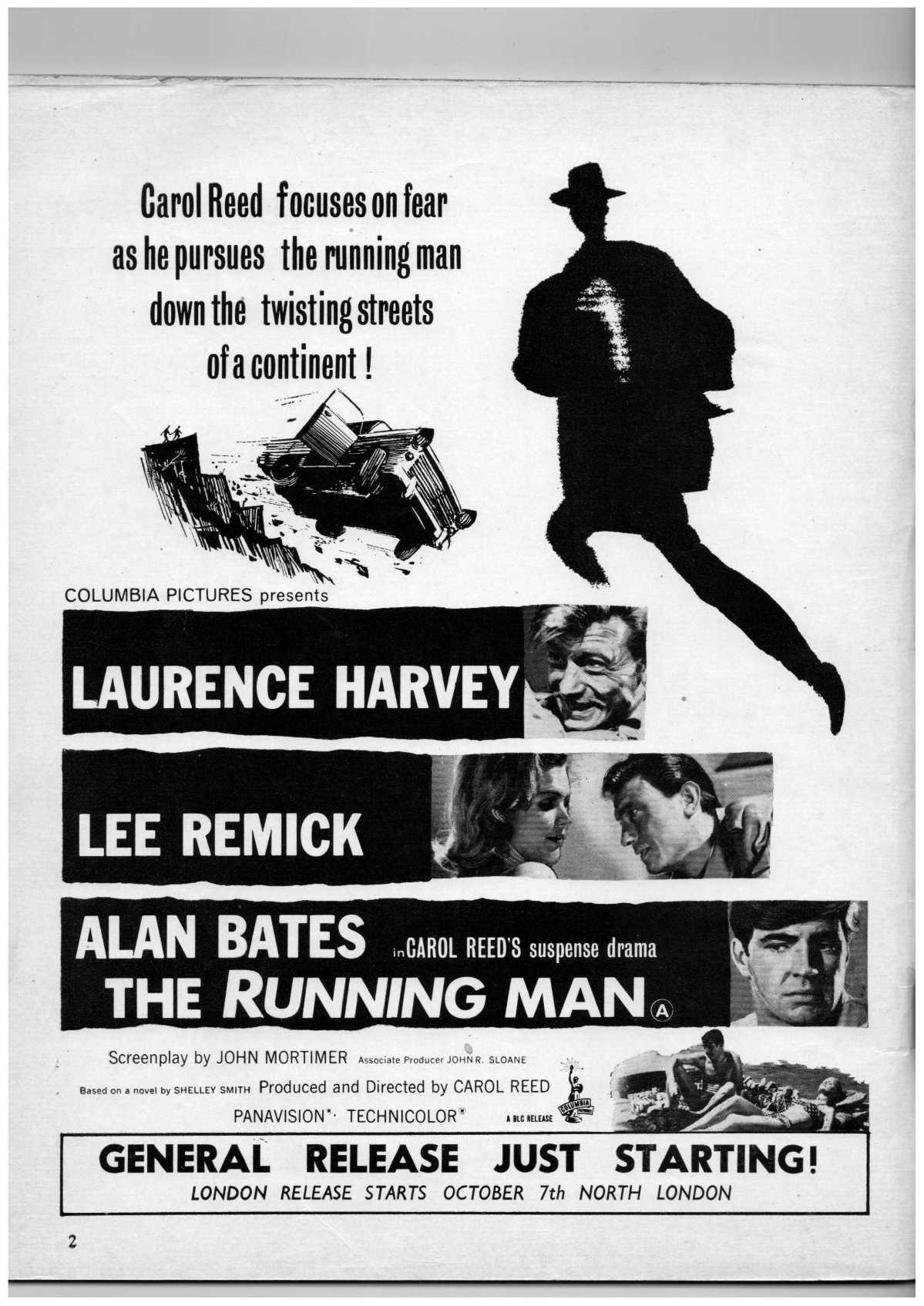 The Running Man (1963)****