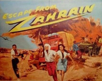 Escape from Zahrain (1962)***