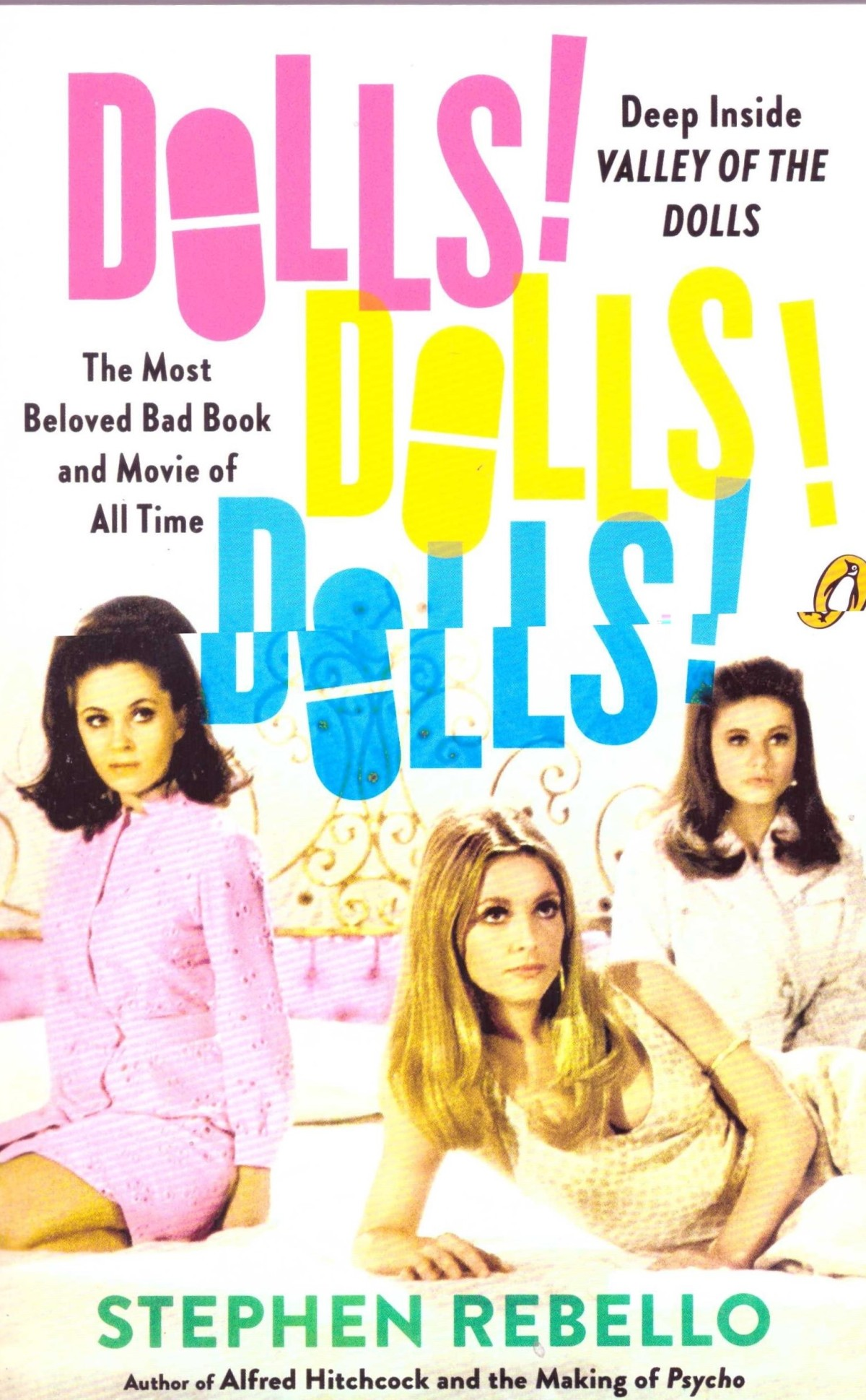 "Books – Behind the Scenes of ""Valley of the Dolls"" (1968)"