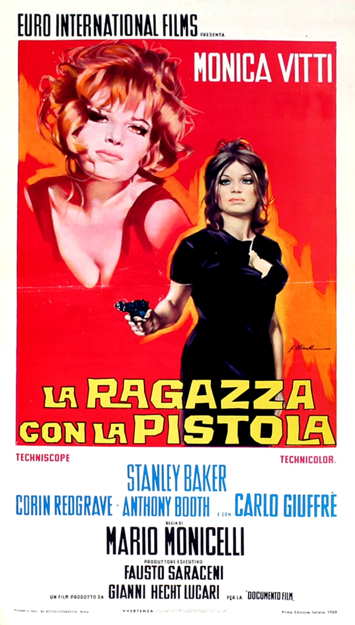 The Girl with a Pistol (1968) ****