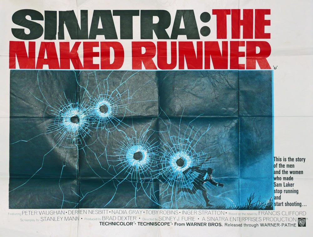The Naked Runner (1967)***