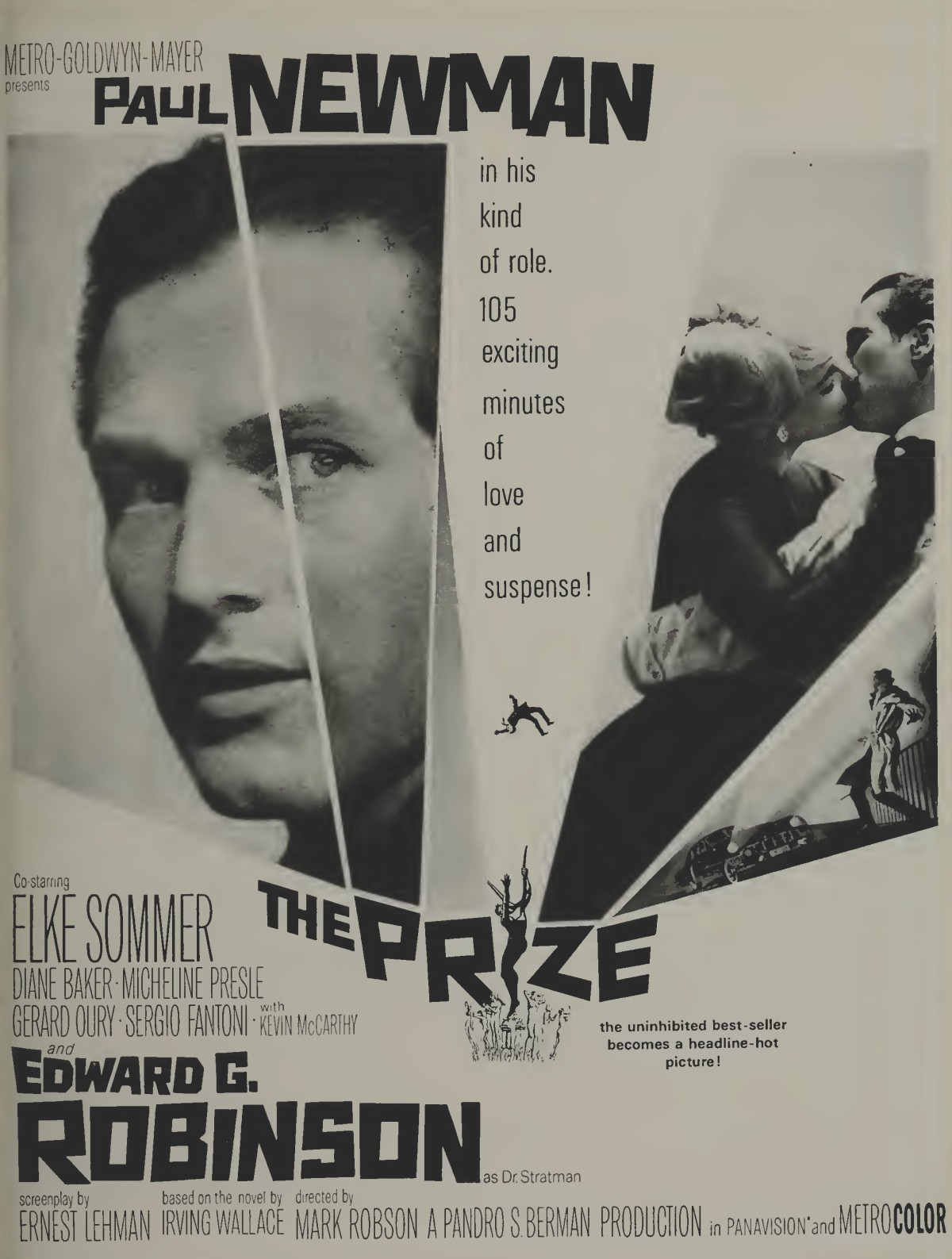 The Prize (1963) ****