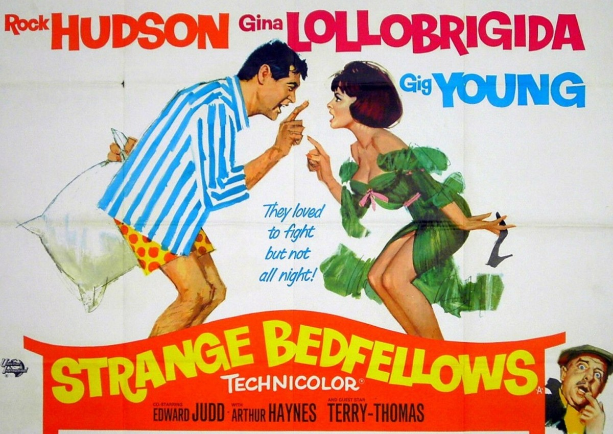 Strange Bedfellows (1963) ****