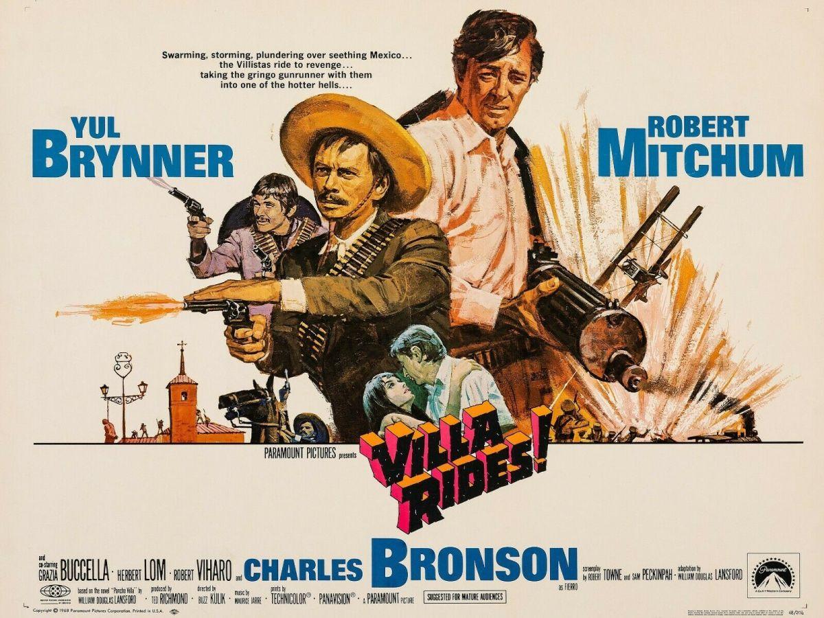 Villa Rides (1968)***
