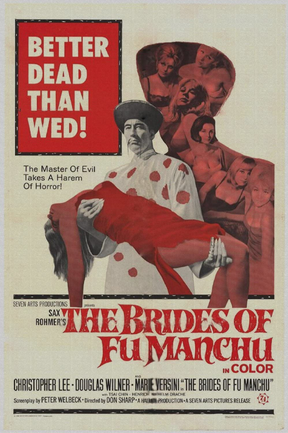 The Brides of Fu Manchu (1966) ****