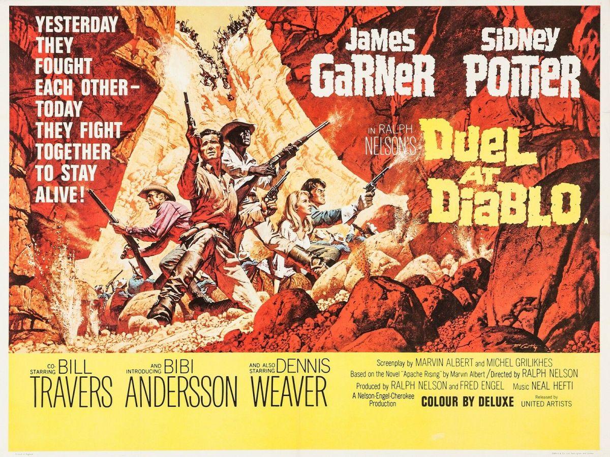 Duel at Diablo (1966)****