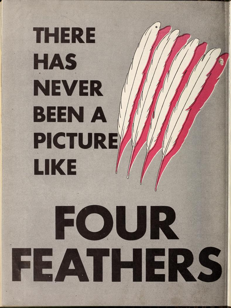 The Four Feathers (1939)****