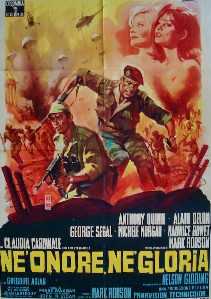Lost Command (1966) ****