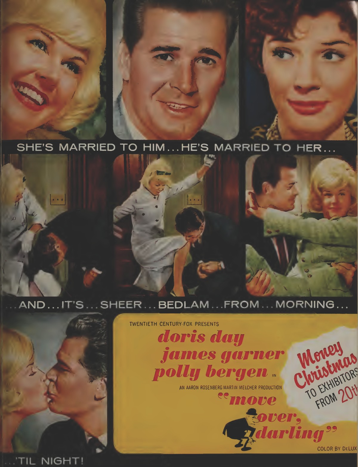 Move Over, Darling (1963) ***