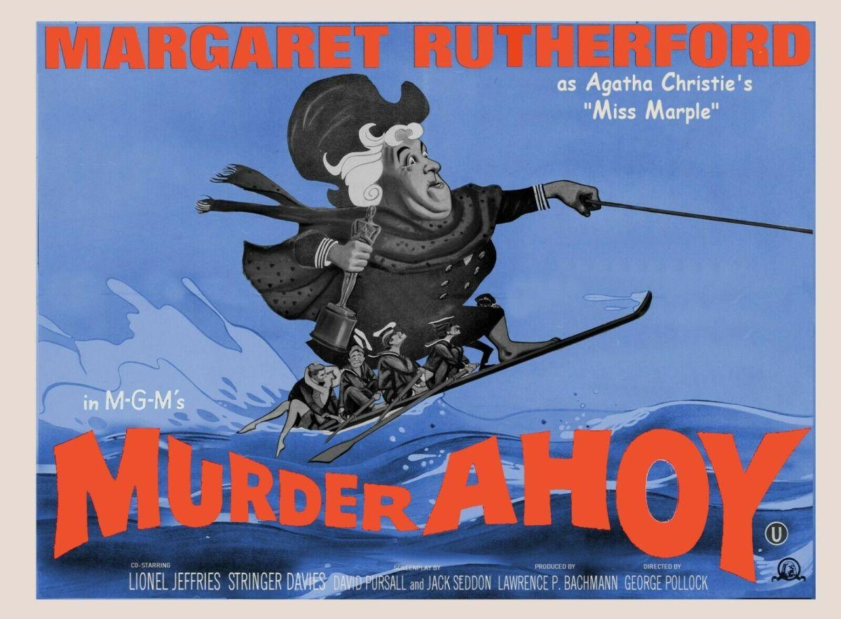 Murder Ahoy! (1964)***