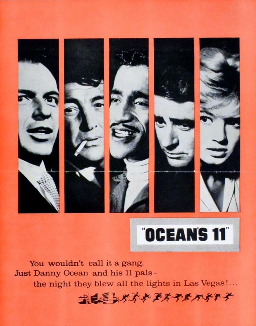 Ocean's 11 (1960)***