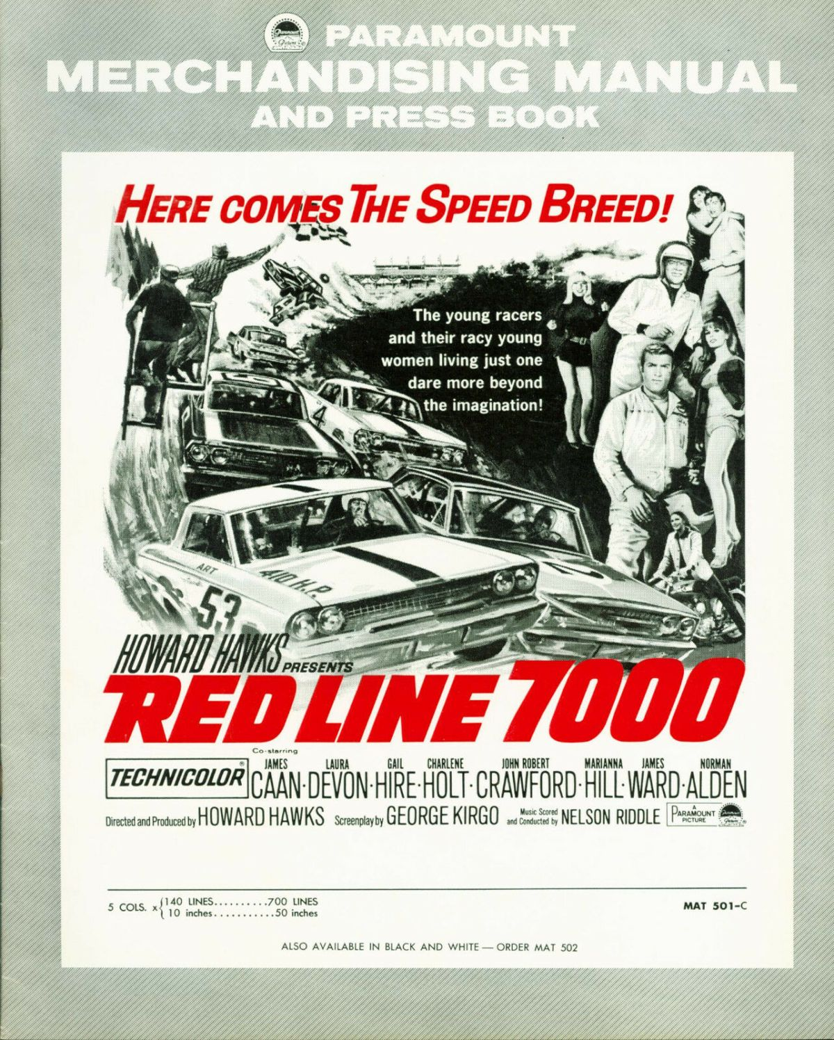 Red Line 7000 (1965) *
