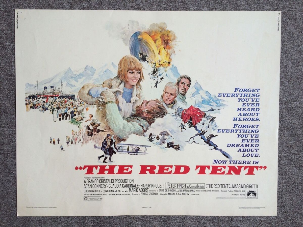 The Red Tent (1969)***