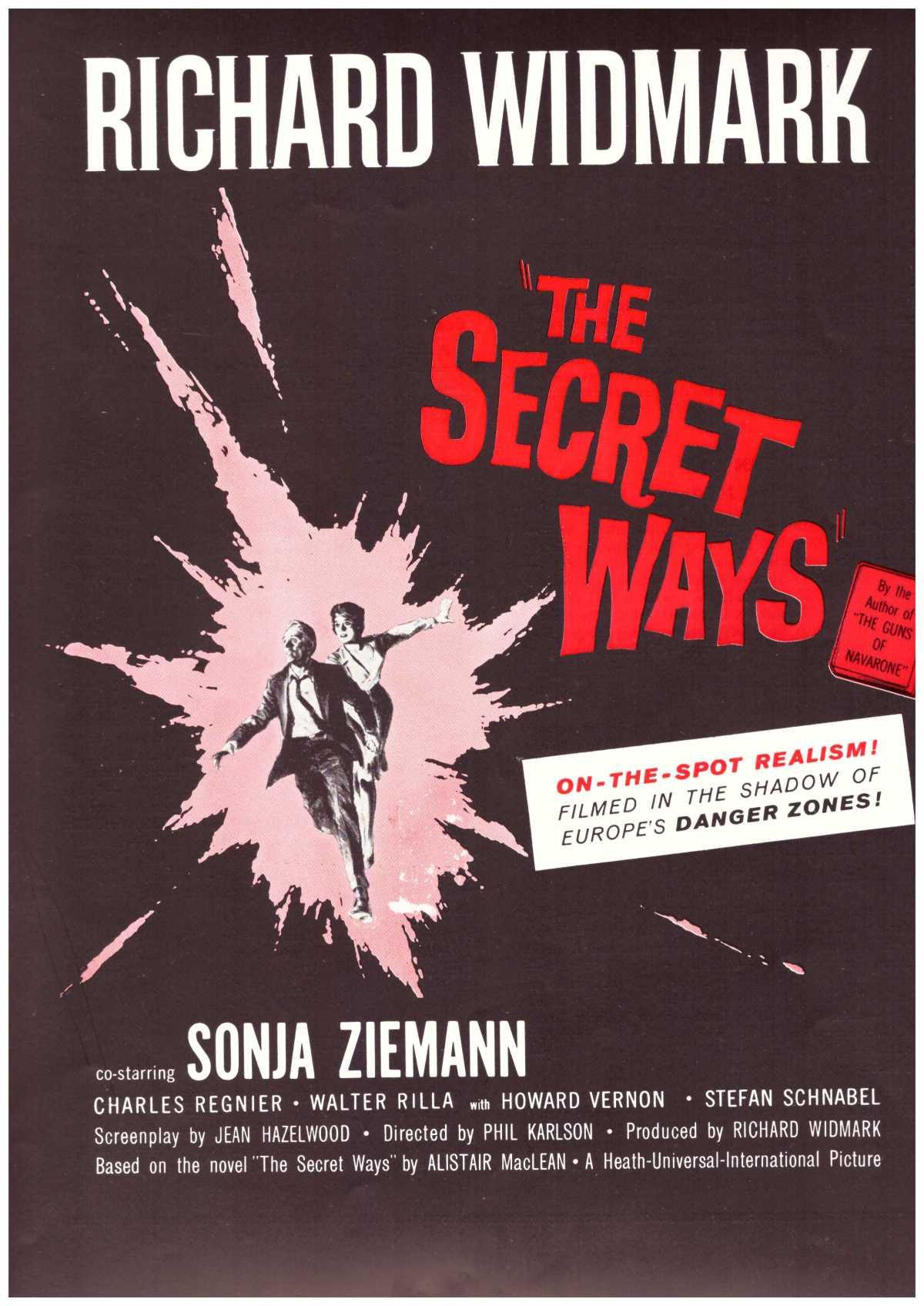 The Secret Ways (1961)***