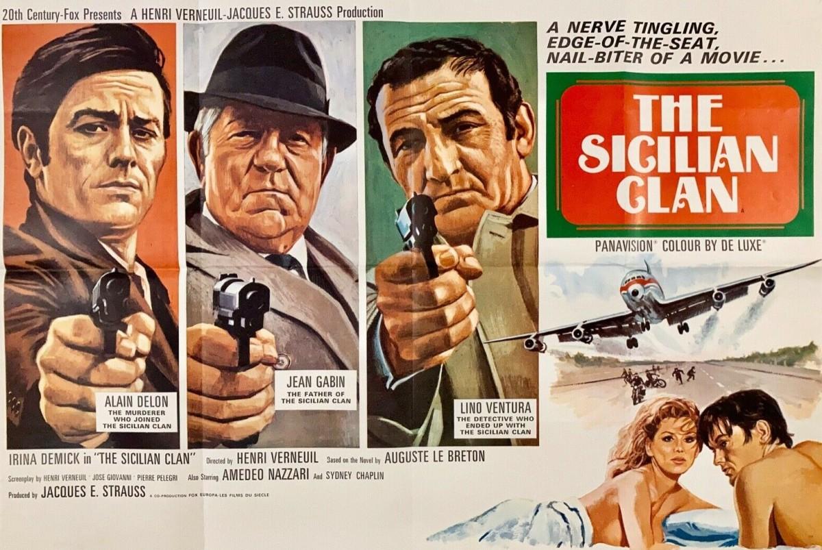 The Sicilian Clan (1969)*****