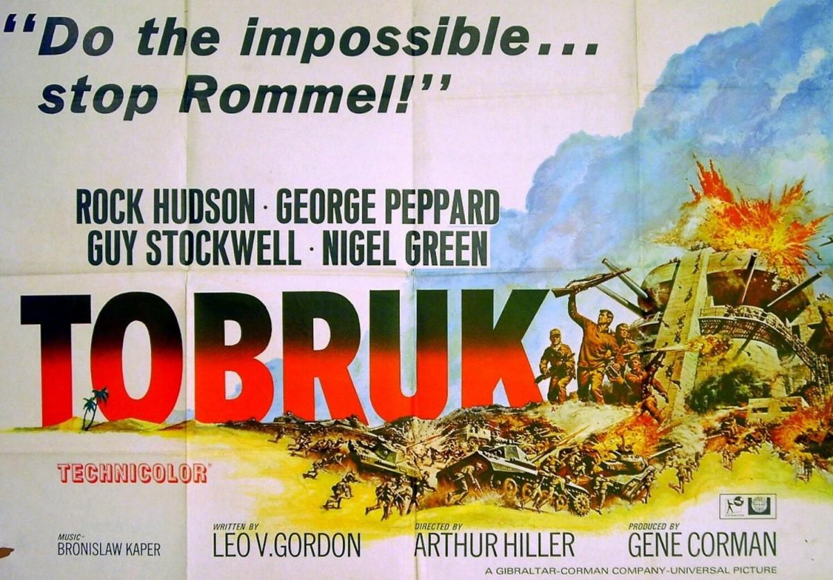 Tobruk (1967) ****