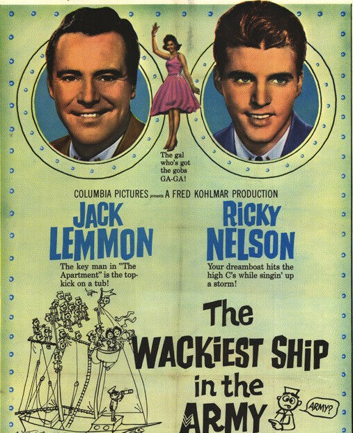 The Wackiest Ship in the Army (1960) ***