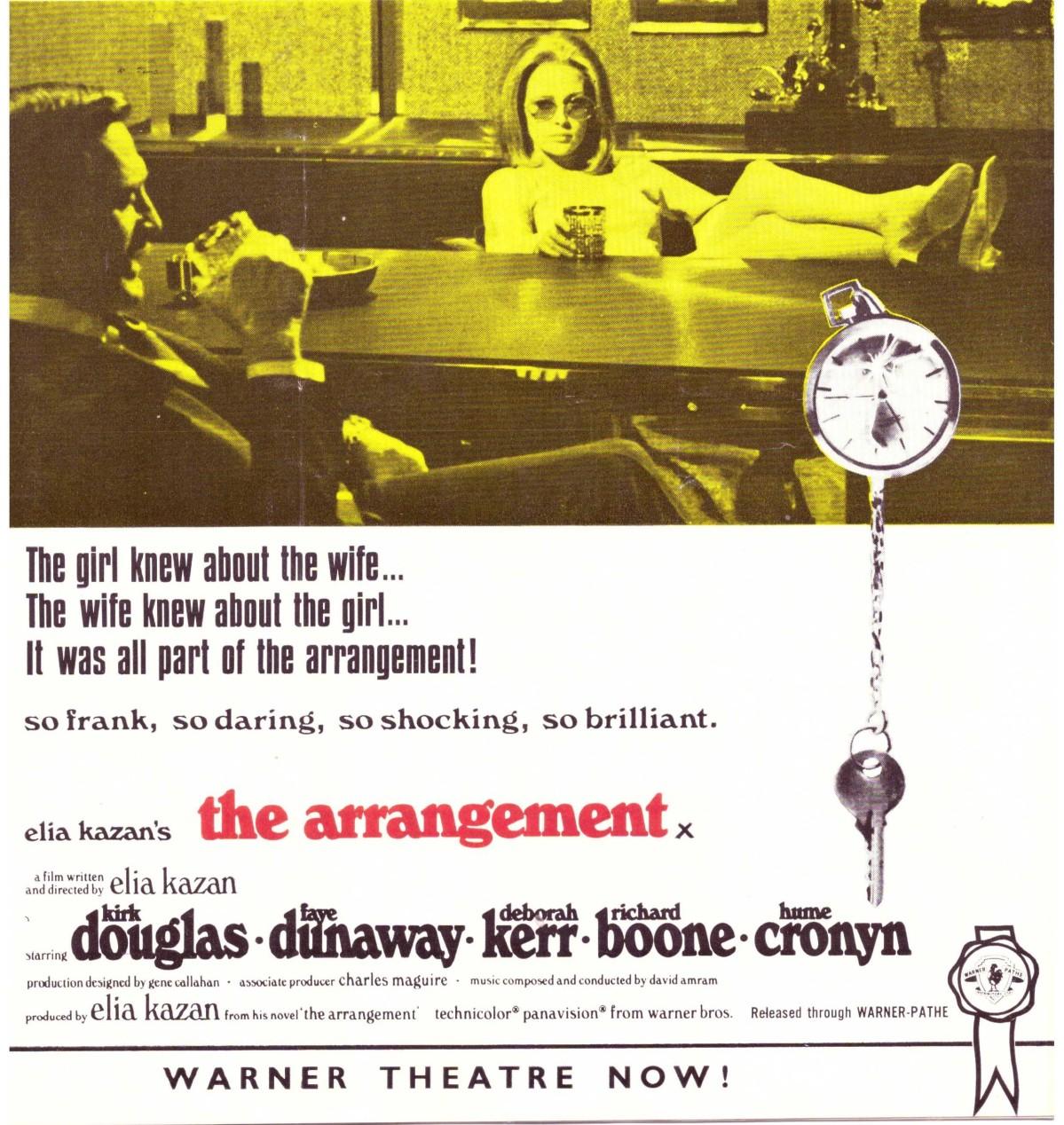 The Arrangement (1969)***