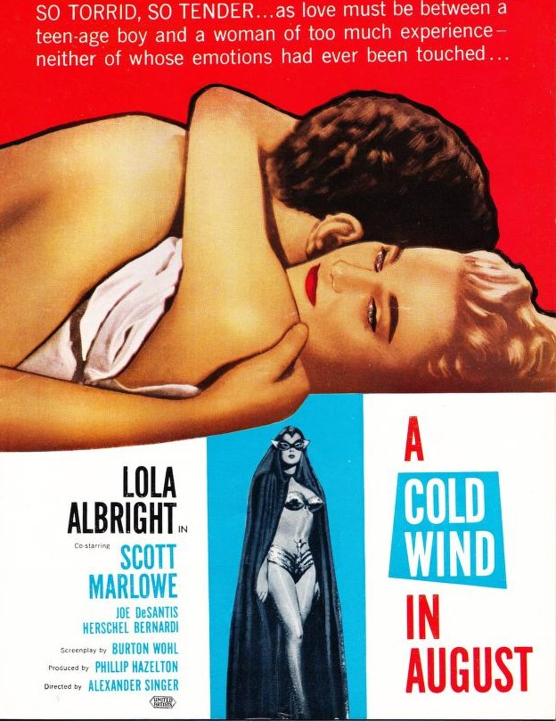 A Cold Wind in August (1961)***