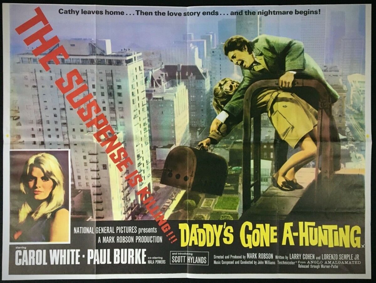 Daddy's Gone A-Hunting (1969) ***
