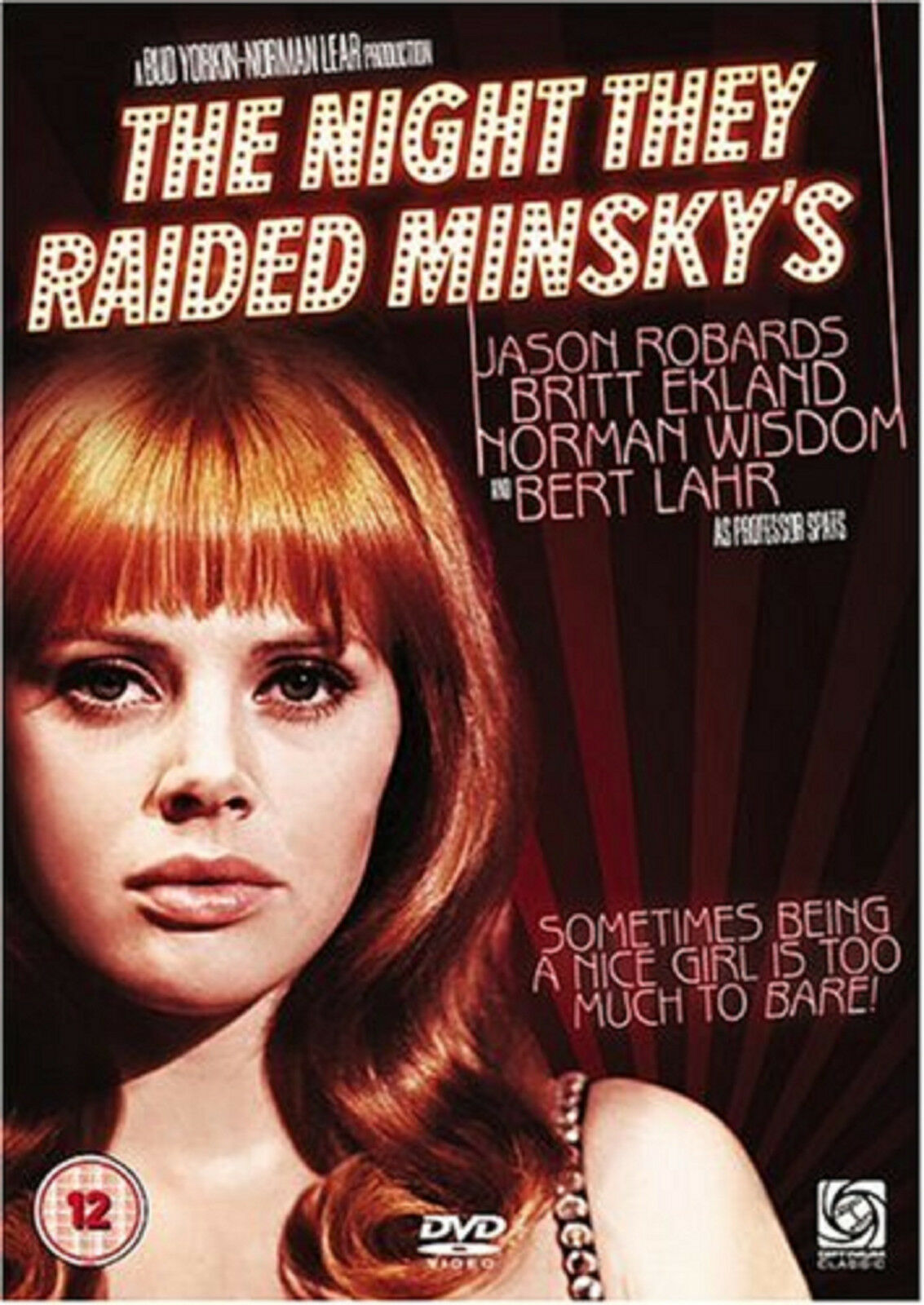 "Behind the Scenes: ""The Night They Raided Minsky's"" (1968)"