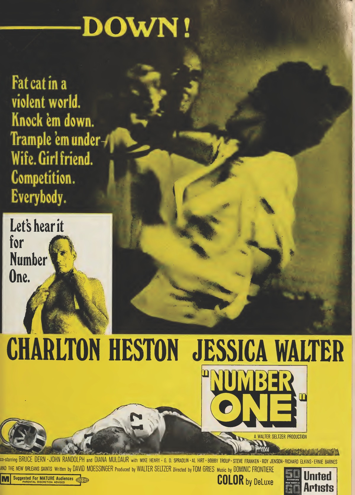 Number One (1969)****
